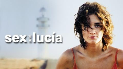Sex & Lucía - Lucía y el sexo