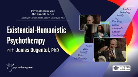 Preview image of Existential-humanistic psychotherapy