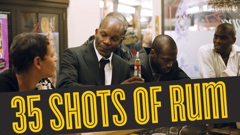 35 Shots of Rum cover image