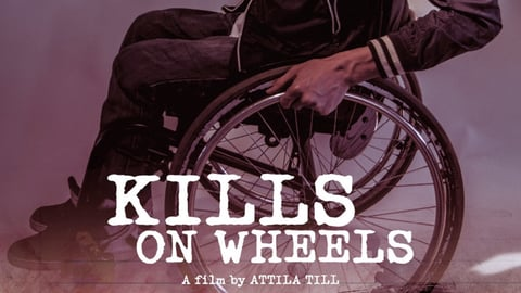 Kills on Wheels cover image