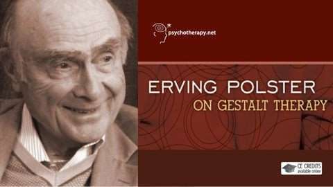 Preview image of Erving Polster on Gestalt therapy
