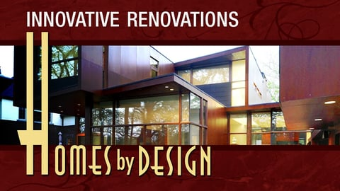 Preview image of Innovative Renovations (Homes By Design Series)