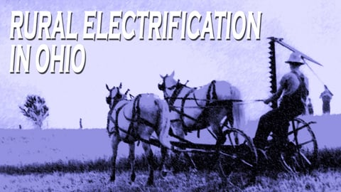 Rural Electrification in Ohio