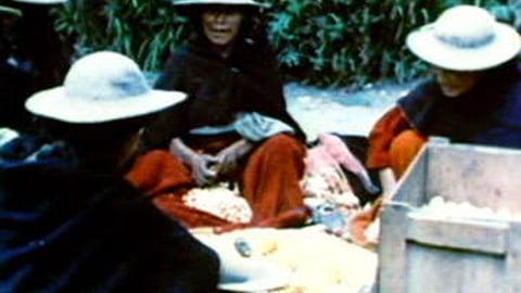 Bolivia: Viracocha