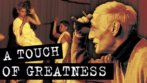 Preview image of Touch of Greatness - A Portrait of a Maverick Teacher