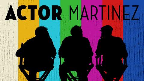 Actor Martinez cover image