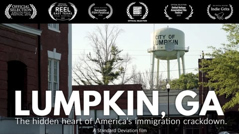 Lumpkin, GA: The Hidden Heart of the American Immigration Crackdown
