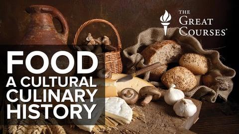 Food: A Cultural Culinary History Series