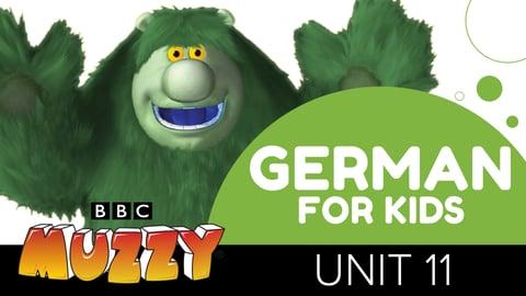 German for Kids - Unit 11