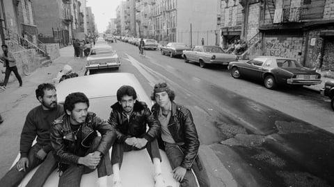 Los Sures - A Puerto Rican Barrio in Brooklyn