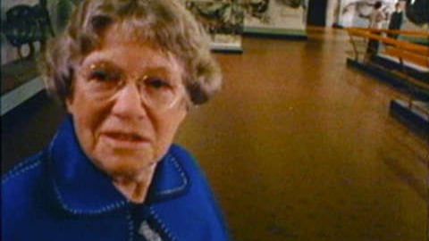 Margaret Mead: Portrait by A Friend