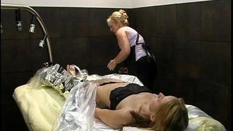 Wet Body Treatments: Vichy Shower