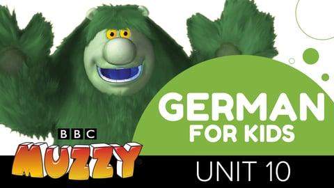 German for Kids - Unit 10