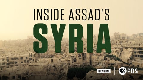 Preview image of Frontline - Inside Assad's Syria