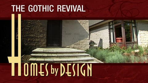 The Gothic Revival (Homes By Design Series)