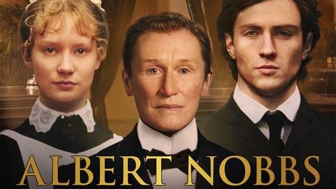 Albert Nobbs cover image