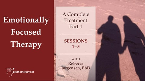 Preview image of Emotionally focussed therapy