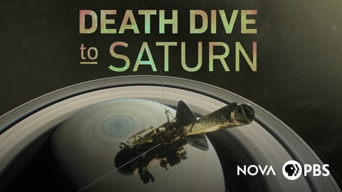 NOVA: Death Dive to Saturn cover image