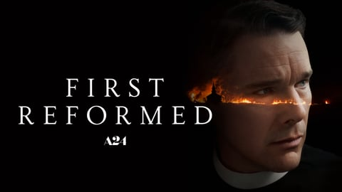 First Reformed cover image