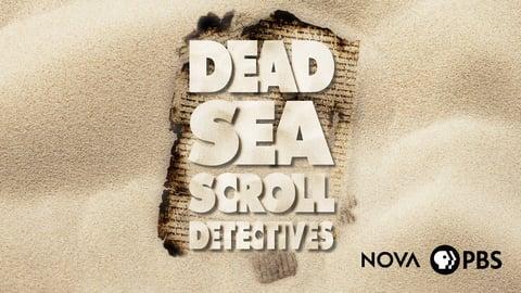 NOVA: Dead Sea Scroll Detectives