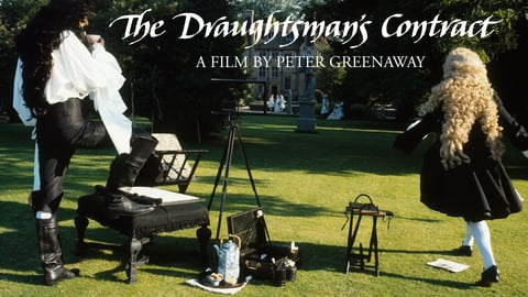 Draughtsman's Contract cover image