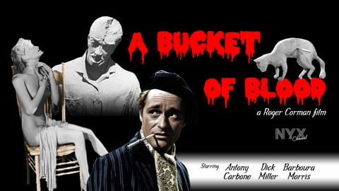 A Bucket of Blood cover image