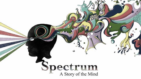 Spectrum a story of the mind cover image