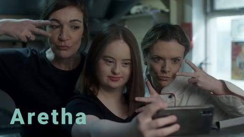 Aretha cover image