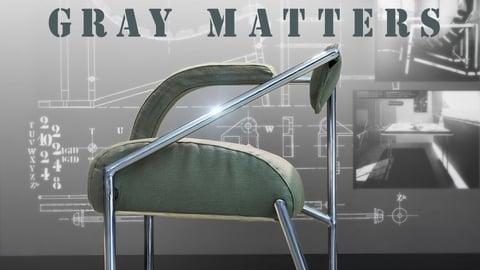Gray Matters - Architect & Designer Eileen Gray