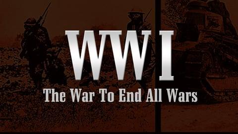 Preview image of WWI: The War to End all Wars