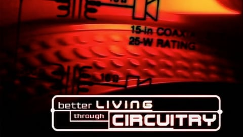 Preview image of Better Living Through Circuitry