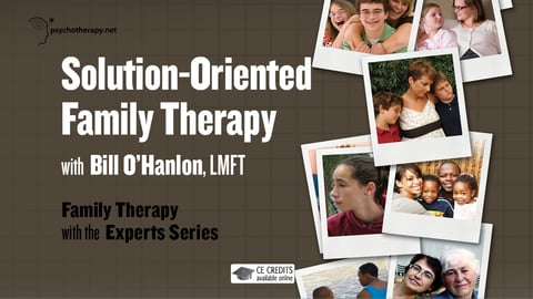 Preview image of Solution-oriented family therapy