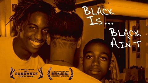 Black Is...Black Ain't - An Exploration of Black Identity