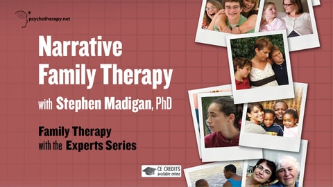 Preview image of Narrative family therapy