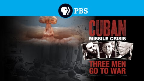 Cuban missile crisis : Three men go to war cover image