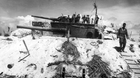 Battle for Tarawa: A Square Mile of Hell