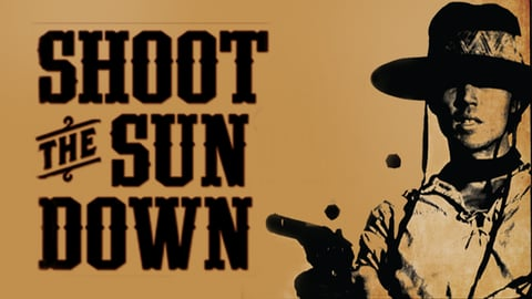 Shoot The Sun Down cover image