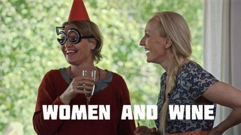 Women & Wine cover image
