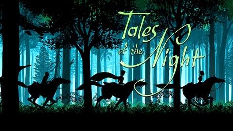 Tales of the night = Les contes de la nuit cover image