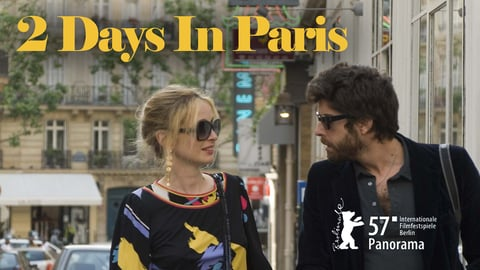 2 days in Paris cover image