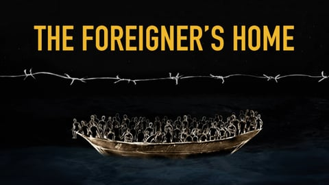 The Foreigner's Home cover image