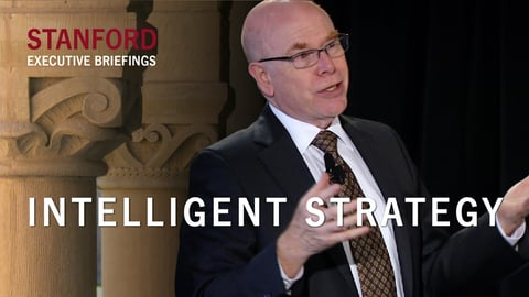 Preview image of Intelligent Strategy with Richard Rumelt