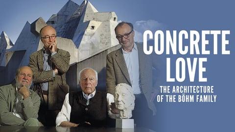 Concrete Love - The Bohm Architects