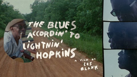 Preview image of Blues accordin' to Lightnin' Hopkins
