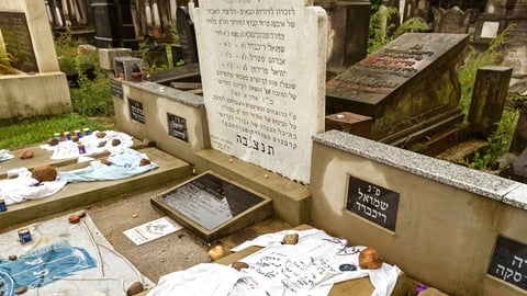 Preview image of Judaism on Death and the Afterlife