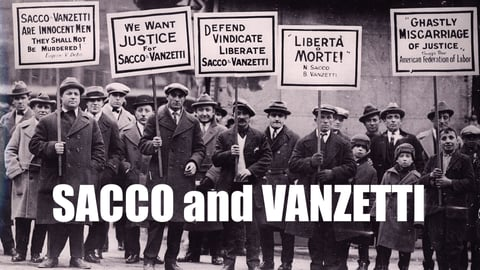 Preview image of Sacco and Vanzetti