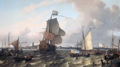 The Glorious Revolution - 1688 - 89