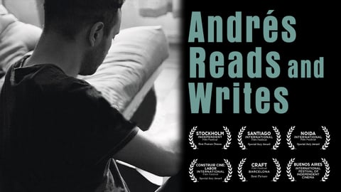 Andrés Reads and Writes cover image