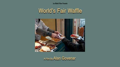 World's Fair Waffle