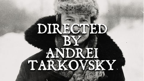 Directed by Andrei Tarkovsky cover image